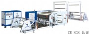 Hot melt adhesive coating machine(80m/min)