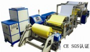 High speed hot melt adhesive adhesive coating machine(200m/min)